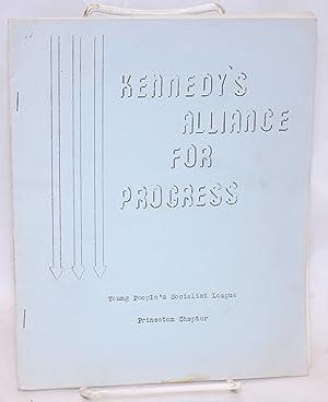 Kennedy's alliance for progress: Maddex, Jack P.
