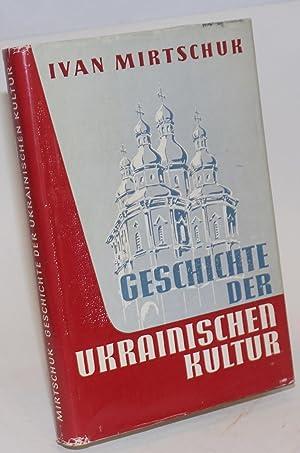 Geschichte der ukrainischen Kultur: Mirtschuk, Ivan