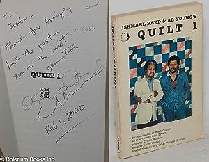Ishmael Reed & Al Young's Quilt 1: Al Young (editor)