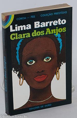 Clara dos anjos; prefácio de Sérgio Buarque: Barreto, Lima