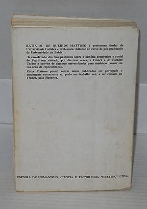 Bahia: a cidade do Salvador e seu mercado no s?culo xix: Queir?s Mattoso, Katia M. de