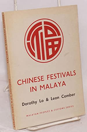 Chinese festivals in Malaya