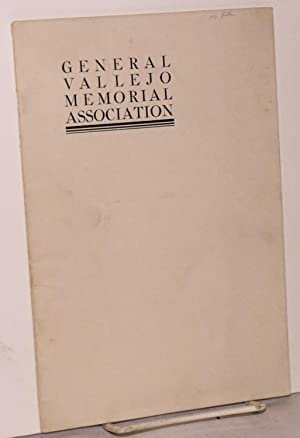 General Vallejo Memorial Association