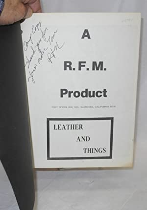 Leather and things