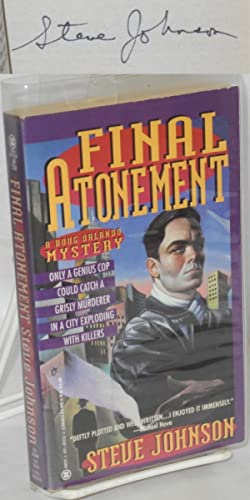 Final atonement; a Doug Orlando mystery