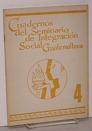 Continuado de la cultura indigena en una comunidad Guatemala: Reina, Ruben E.