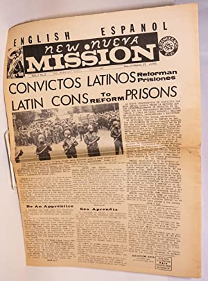 New mission / Nueva mission. Vol. 3, no. 2 (Feb. 25-March 17, 1969)