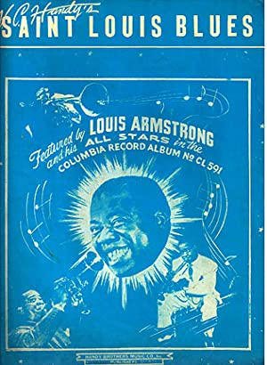 W. C. Handy's Saint Louis Blues featured by Louis Armstrong and his All Stars in the Columbia ...