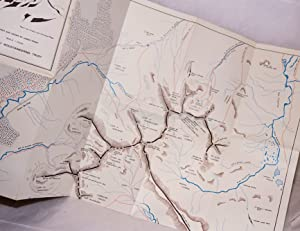 Walks from Sligachan; with map The Black Cuillin Island of Skye: Reid, Donald, map devised and ...
