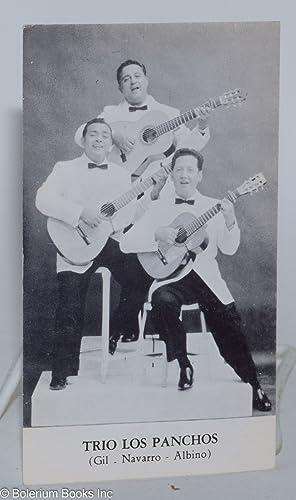 Trio Los Panchos (Gil - Navarro -