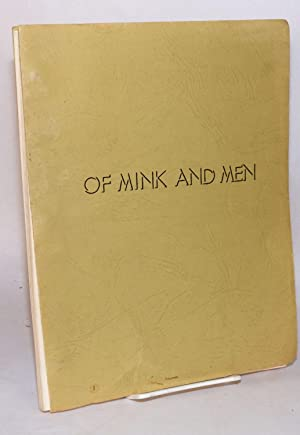 Of mink and men: Parker, John W.; Robert S. Howell