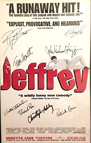 Jeffrey [signed poster]