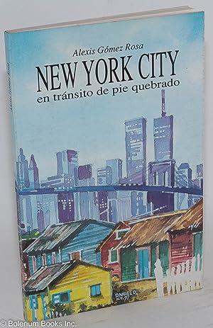 New York City en tr?nsito de pie: G?mez Rosa, Alexis