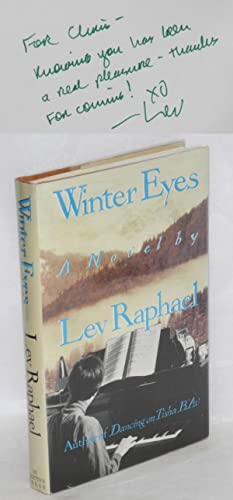 Winter eyes; a novel about secrets: Raphael, Lev