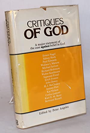 Critiques of God: Angeles, Peter, ed