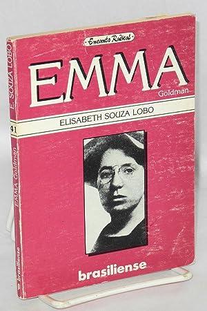 Emma Goldman, a vida como revolu??o: Lobo, Elisabeth Souza