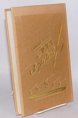 R?pertoire National des Annuaires Fran?ais 1958 - 1968 et supplement signalant les annuaires re?us ...