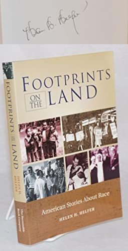 Footprints on the land American stories about: Helfer, Helen H.