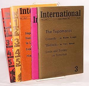 International. [nos. 3, 4, 5, 7, 8]