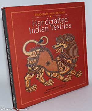Handcrafted Indian textiles general editor Martand Singh: Chishti, Rta Kapur,