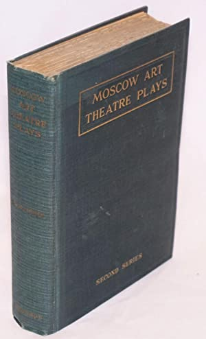 The Moscow Art Theatre series of Russian: Sayler, Oliver M.