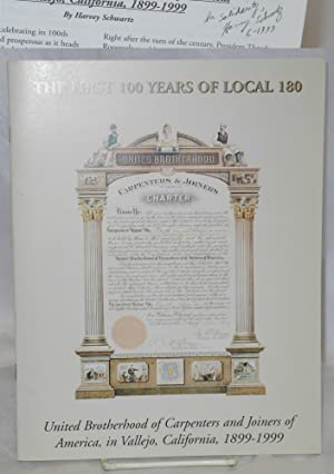 Union carpenters, Navy town: the first 100 years of Local 180, United Brotherhood of Carpenters a...