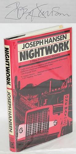 Nightwork; a Dave Brandstetter mystery: Hansen, Joseph