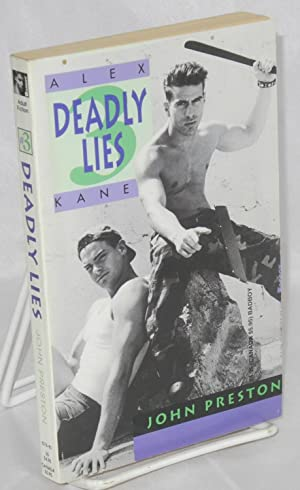 The mission of Alex Kane III: Deadly lies
