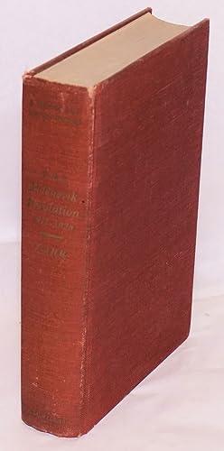 The bolshevik revolution 1917-1923 volume one: Carr, Edward Hallett