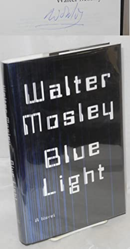 Blue light; a novel