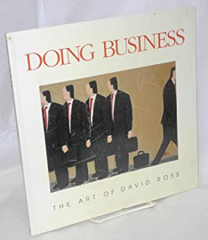 Doing business: the art of David Ross