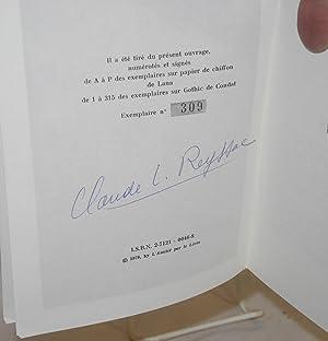 Lesbos a Poitiers; r?cit: Labarraque-Reyssac, Claude, illustr? par Aline Aurouet