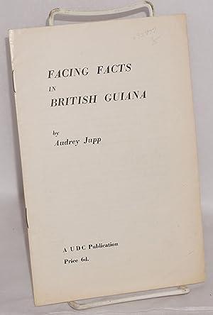 Facing facts in British Guiana: Jupp, Audrey