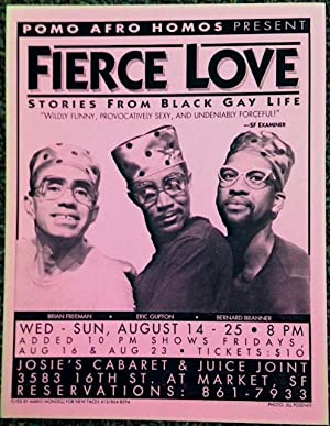 Fierce Love: stories from black gay life,: Pomo Afro Homos
