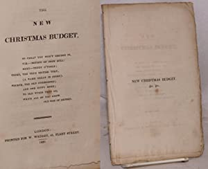The new Christmas budget. So cheap you won't grudge it, viz.--doubts of John Bull: next--Teddy ...