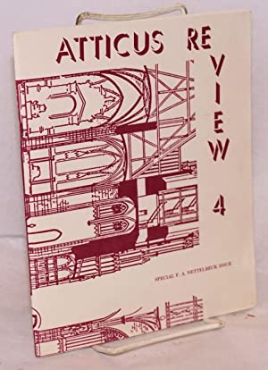 Atticus Review 4 no. 4 Winter 1983: Polkinhorn Harry &