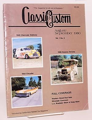 Classic & custom; vol. 1, no. 3,