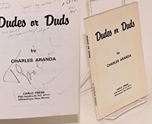 Dudes or duds: Aranda, Charles