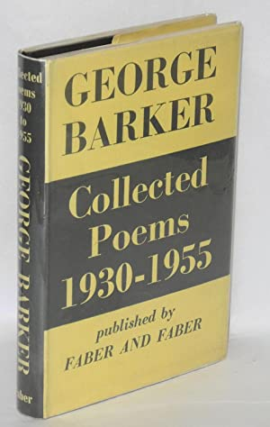 Collected poems, 1930-1955: Barker, George