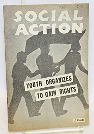 Youth organizes to gain rights [cover title]
