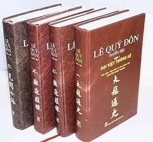L? Quy D?n tuyen tap [four volumes]: L?, Quy D?n