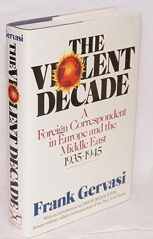 The violent decade: Gervasi, Frank