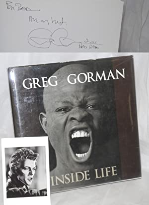 Inside life: Gorman, Greg, foreword