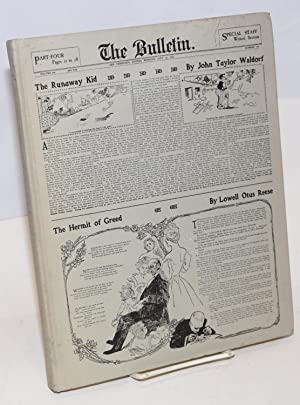 """A kid on the comstock illustrated with the original cartoons by Herb Roth from """"The Bulletin&..."""