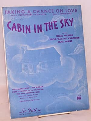 Taking a chance on love; from Cabin in the Sky, starring Ethel Waters, Eddie 'Rochester' ...