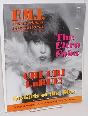 F. M. I. Female Mimics International vol.: Christy, Kim, editor