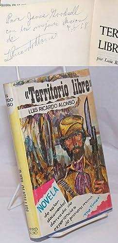 Territorio libre: Alonso, Luis Ricardo