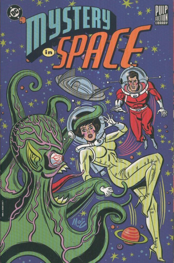 Pulp Fiction Library: MYSTERY IN SPACE VARIOS
