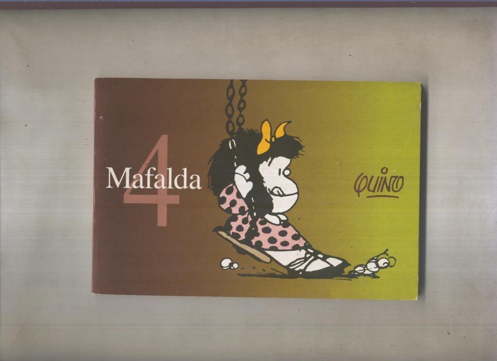 Mafalda de Quino, Lumen, numero 04 by Quino: Lumen - El