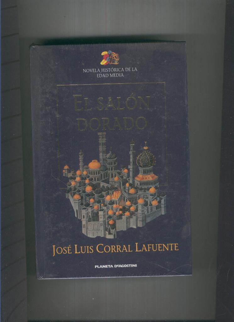 El salon dorado by Jose Luis Corral Lafuente: Planeta
